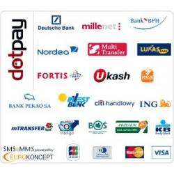 Dotpay Prestashop 1.5 moduł płatności