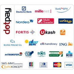 Dotpay OsCommerce moduł płatności
