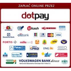 Dotpay Raty OsCommerce moduł płatności