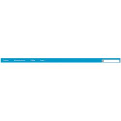 Menu błękitne Prestashop 1.5 .4.1
