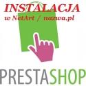 PrestaShop na nazwa pl instalacja