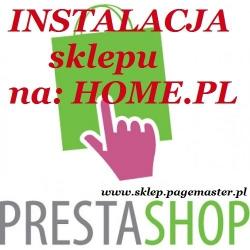 Instalacja PrestaShop 1.5 1.6 1.7 na home pl
