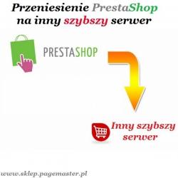 Przeniesienie sklepu