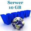 Serwer www Normal SSD