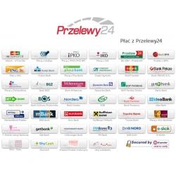 Przelewy24 Moduł dla Prestashop 1.5 1.6
