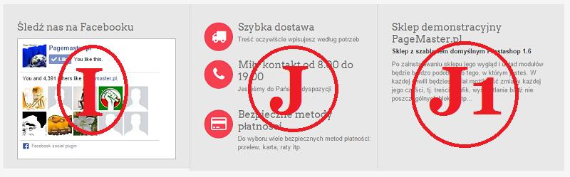 Moduł facebook i cms